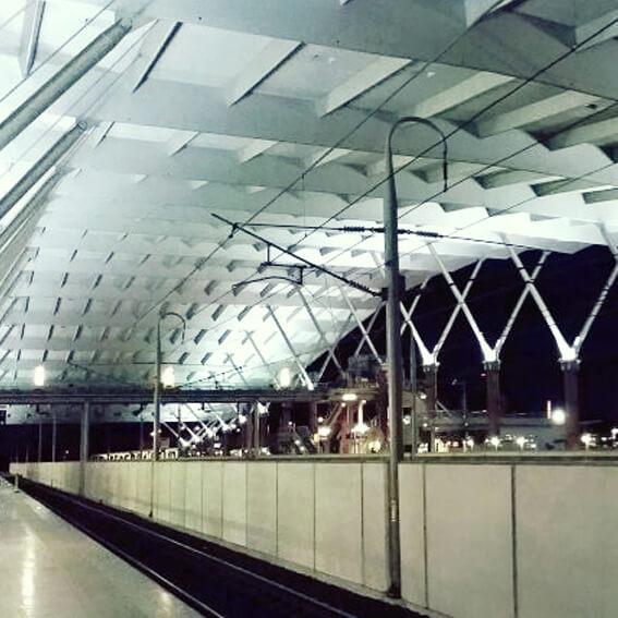 Gare Aix TGV