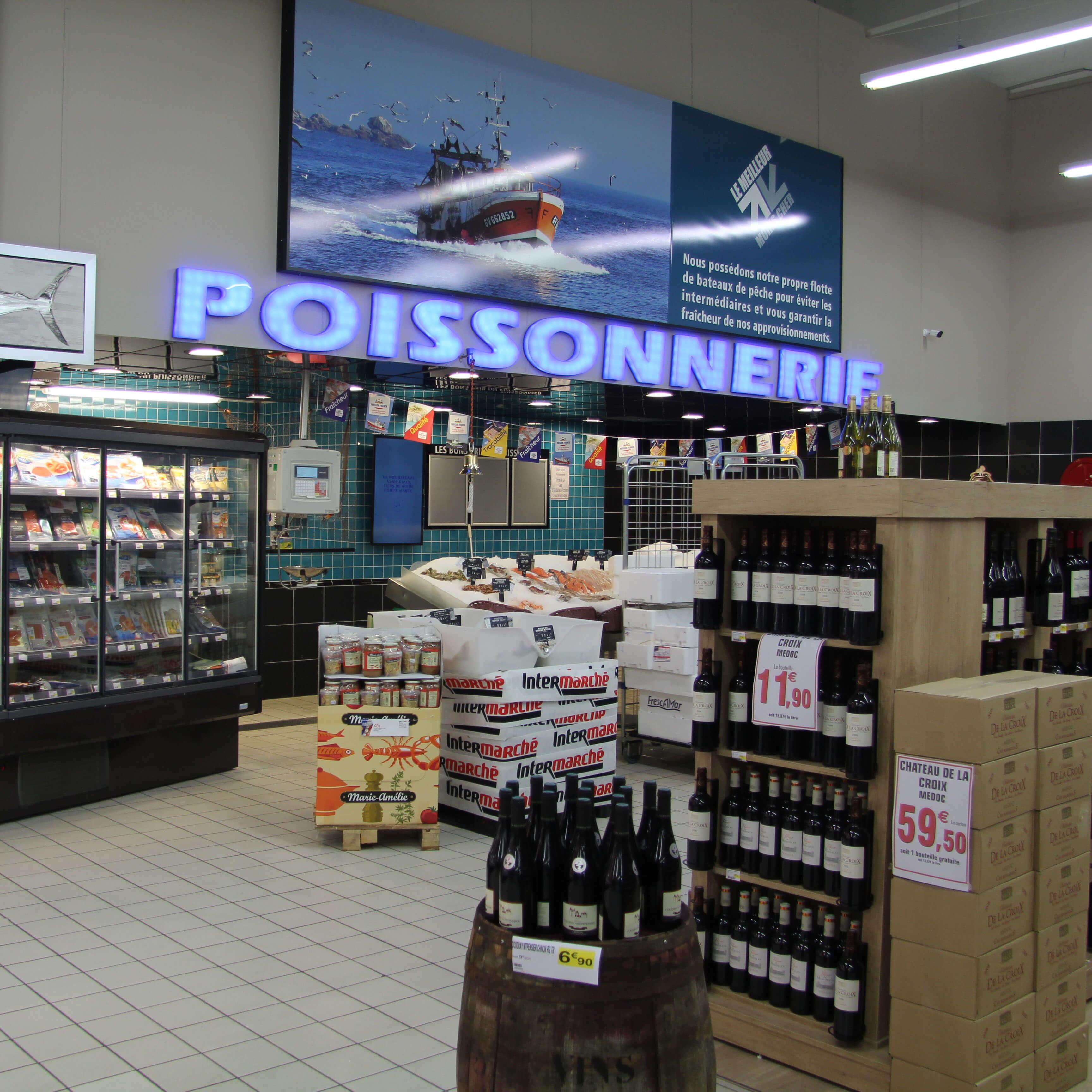 Intermarché Châteauneuf-sur-Loire